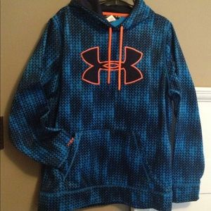 Men's Under Armour Hoodie size Large